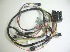 el camino wiring harness ebay wiring 1965 mustang at Under Dash Wiring Harness