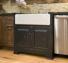 kitchen sink cabinet. Breathtaking Black Rectangle Unique Wooden Small Kitchen Sink Cabinet Stained Ideas