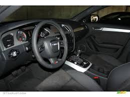 audi a4 interior 2012. black interior 2012 audi a4 20t quattro sedan photo 56649798