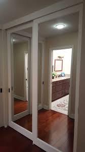 mirrored closet doors ideas and attractive sliding mirror for bedrooms pictures door mirror closet door ideas45 ideas