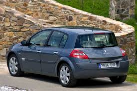 2006 Renault Megane II Sport Saloon 2.0 dCi related infomation ...