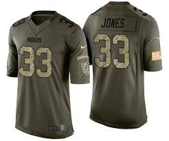 Jersey Packers Camo Bay Green