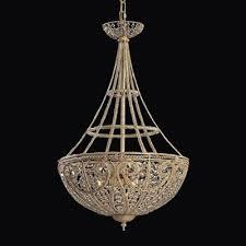 westmore lighting four light elizabethan classic bowl large pendant