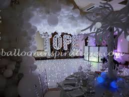Winter Ball Decorations Inspiration Winter Ball Balloon Party Decorations Ballooninspirations