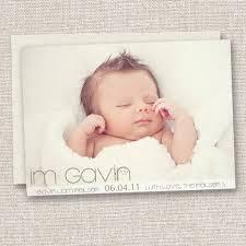Modern Birth Announcement Baby Girl Announcement Baby Boy Birth