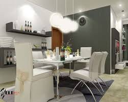 gray and white dining room ideas. dining room:excellent room decorating grey wall artistic white ornament table gray and ideas r
