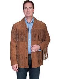 scully suede fringe jacket