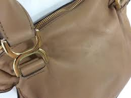 chloé leather repairs
