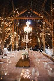 barn wedding lights. 10 gorgeous barn wedding receptions lights