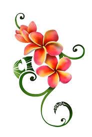 Small Picture Best 20 Plumeria tattoo ideas on Pinterest Small feminine