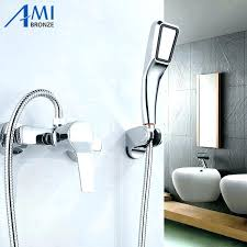 tub faucet with hand shower shower head for bathtub faucet wall mounted bathroom faucet bath tub mixer tap with hand shower shower head for bathtub faucet