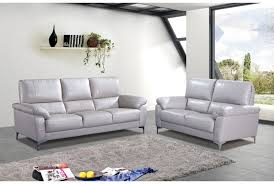 margo top grain leather sofa and