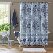 Shower Curtains Nice Ideas for Double Shower Curtain Door And