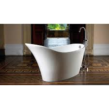 victoria albert amalfi freestanding slipper tub