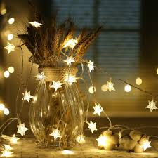 diy lighting for wedding. 6M 40LEDs Lights Christmas DIY Sky Stars Lamp Holiday Lighting Wedding Party New Year Xmas Wreath Decor Curtain String Light-in Decorations From Diy For E