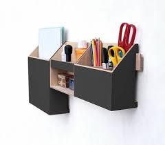 wall organizer black black acrylic