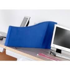 office desk divider. Fabric Wave Desktop Screens Office Desk Divider E