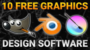 Free Graphic Design Software Top 10 Best Free Graphics Design Software 2019 Free