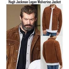 logan 2017 hugh jackman wolverine 3 jacket