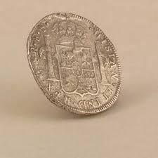 el cazador shipwreck coin colonial spanish piece of eight