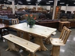 oak inline usa furniture and leather interior usa furniture and leather your amish connection