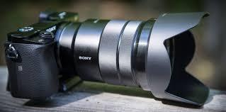 sony 18 105. sony a6000 w/ 18-105mm f/4 oss g lens (selp18105g) 18 105 a