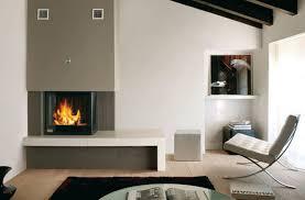 contemporary corner fireplace ideas