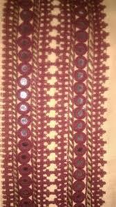 Sindhi Kadhai Design Sindhi Embroidery Border Kutch Work Embroidery Hand