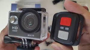 <b>4K Ultra</b> HD Waterproof <b>Action Camera</b> - WiFi - HDMI - Remote ...