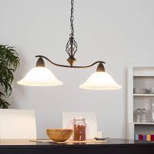 Led Hanglampen Verlichting Boven De Eettafel Lampen24nl