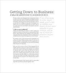 business plan template word 2013 photography business plan template 10 free word excel pdf