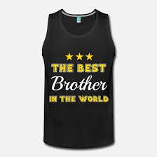 Beste Bruder Spruch Cool Geschwister Familie Männer Premium