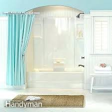 bathtub and surround how to a new bathtub and surround this bathtub surround costs about