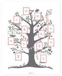 94 Best Free Printable Family Tree Images Tree Templates
