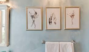 bathroom wall art photography