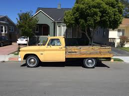 CC Outtake: 1966 Chevrolet C10 – Mini Stake-Bed Truck