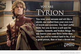 Tyrion Lannister Quotes Enchanting Game Of Thrones Tyrion Lannister Quotes
