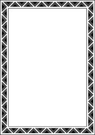 frame border. Brilliant Border Illustration Of A Blank Frame Border  Free Stock Photo  To Frame Border R