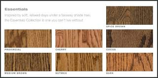 Bona Stain Colors For Floors Color Chart Sustainable