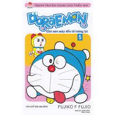 Truyện tranh Doraemon truyện ngắn tập 5