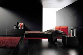 modern bedroom black and red. Artistic Images Of Classy Bedroom Design And Decoration Ideas : Lovely Modern Black Red N