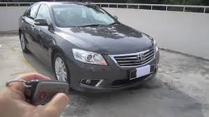 2010 Toyota Camry 2.4 V Start-Up and Full Vehicle Tour - YouTube