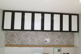How To Install Backsplash Tile In Kitchen Extraordinary The Ultimate Guide To Installing A Porcelain Tile Backsplash Hometalk