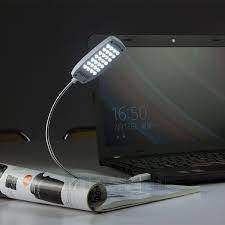 Portable <b>Bright</b> 4 LED <b>Night Light</b> USB Lamp <b>Touch</b> Switch for PC ...