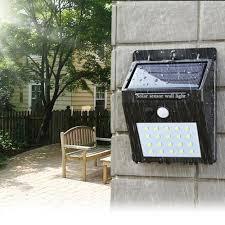 Light N Motion F S D Led Solar Powered Motion Sensor Security Light Home