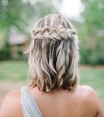 1001 Idées Pour Une Coiffure Mariage Cheveux Courts