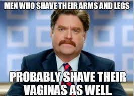 Funny adult meme - Men who shave | Funny Dirty Adult Jokes, Memes ... via Relatably.com