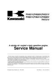 kawasaki fh601v manuals kawasaki fh601v service manual