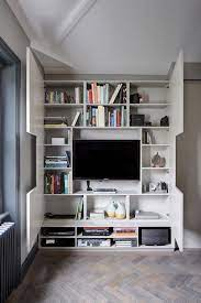 clever ways to more with wall shelves