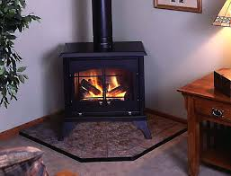 freestanding natural gas fireplaces